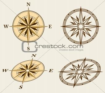Four Compasses