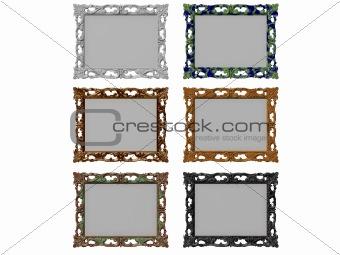 frame set