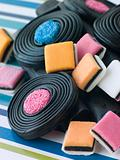 Selection of Liquorice