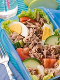 Tuna Salad Lunch Box