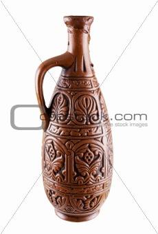 Clay a jug