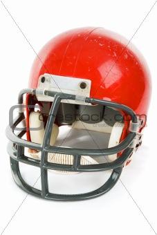 Football Helmet Isolated