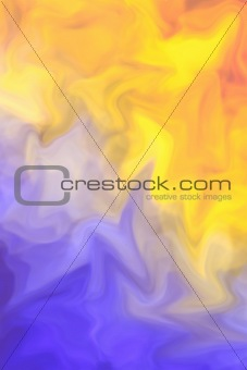 Abstract night and day background