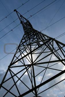 Power Line Girder