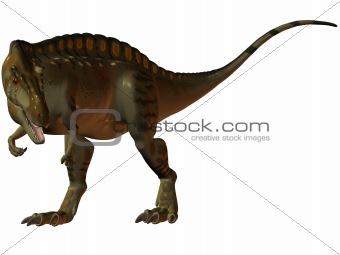 Acrocanthosaurus-3D Dinosaur