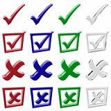 Election Icon Set