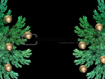 Abstract christmass background.