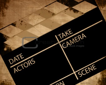 Old clapboard