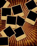 Old polaroid collection