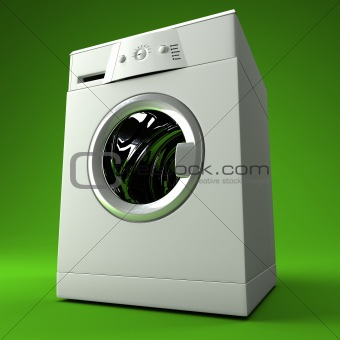 classic 3d washing machine