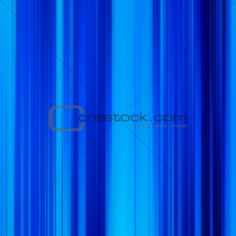Abstract blue background - vibrant  vertical stripes