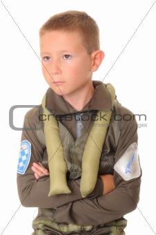 Boy Pilot