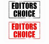 rubber stamp - editors choice