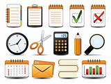 Office Icon Set One
