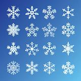 Snowflakes Set