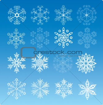 Snowflake Set