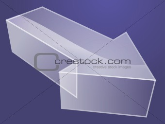 3d Arrow illustration