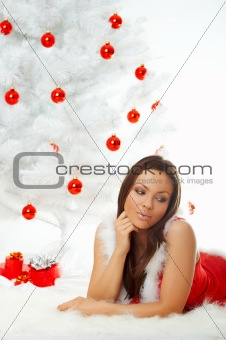 Christmas Chick