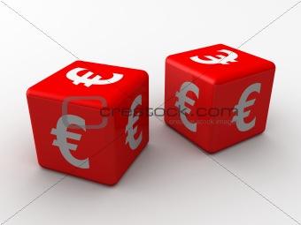 3d dice euro