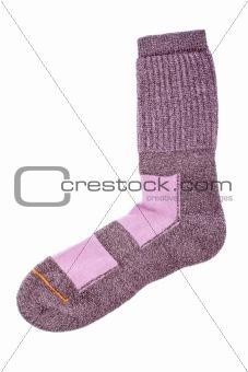 Pair of colorful socks