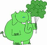 St. Patricks elephant