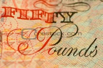 Pound Note