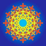 Wheel Of Female Sign