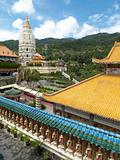 The Lek Kok Si temple