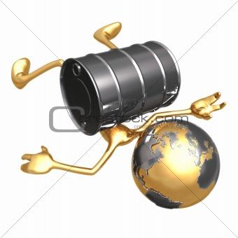Oil Crunch