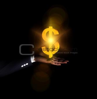 Dollar Hand 45