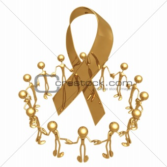 Group Awareness Ribbon