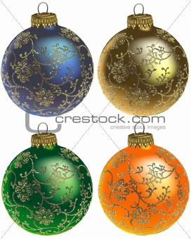 Christmas ornaments vol.1