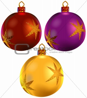Christmas ornaments vol.4