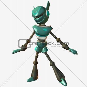 Toonimal Robot-Balance
