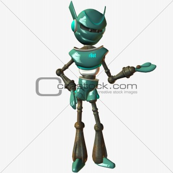 Toonimal Robot-Explain