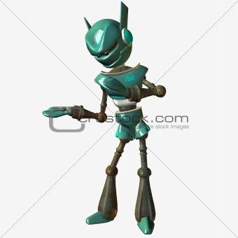 Toonimal Robot-Holding