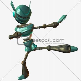 Toonimal Robot-Kick