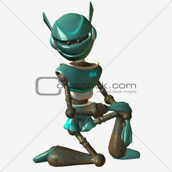 Toonimal Robot-Kneel