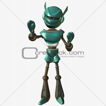 Toonimal Robot-Stop