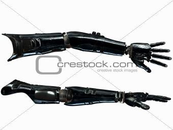 Cyber Arm-Metal