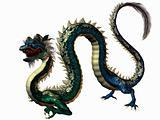 Eastern Dragon-Ornaments