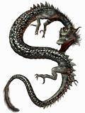 Eastern Dragon-Silver