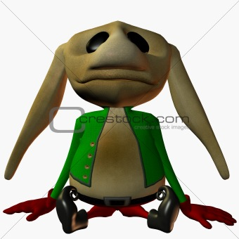 Gruffles the Toon Elf