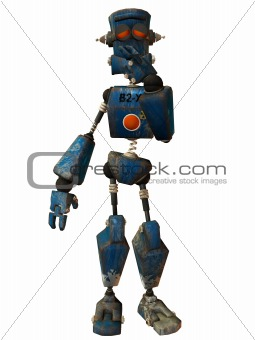 Toon Bot Klank-Dubious