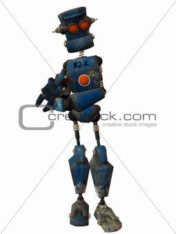 Toon Bot Klank-Explaining