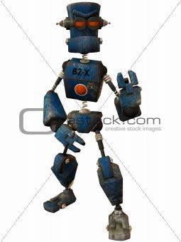 Toon Bot Klank-Fight