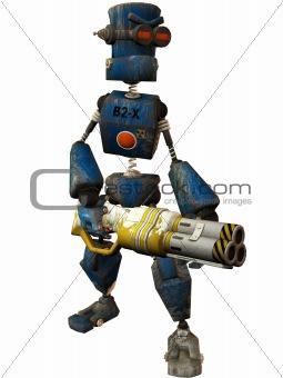Toon Bot Klank-Gun