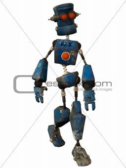 Toon Bot Klank-Walking