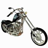 Motorcycle Chopper