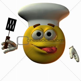 Smiley-Chef